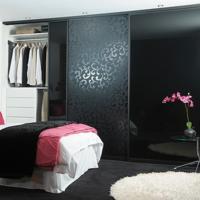 zwarte slaapkamerkast – artsmedia, Deco ideeën