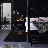 Zwarte Slaapkamer Kast.Zwarte Meubels Maken Het Slaapkamer Ontwerpen Compleet
